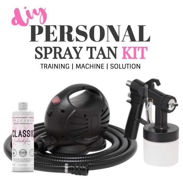 Personal Spray Tan Kit