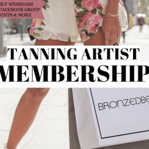 spray tan membership spray tan club