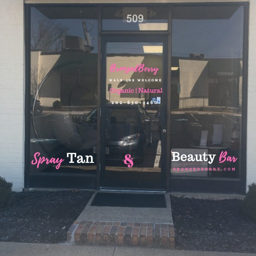 spray tan salon fredericksburg virginia